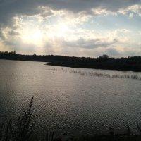Невеличке озеро :: Марьяна
