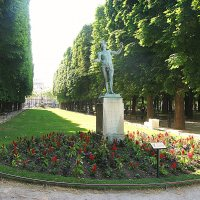 Париж. Люксембургский парк. :: Владимир Драгунский