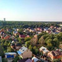 Вид из окна или Стирание границ между городом и деревней :: Tanja Gerster