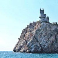 Ласточкино гнездо, Крым :: Екатерина Ермилова