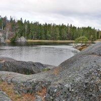 Скалистые берега Швеции :: Swetlana V