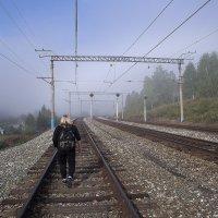 туман5 :: Павел Савин