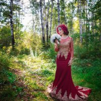Красавица в лесу) :: Юлия Рамелис
