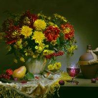 Вдохните блаженство гармонии бабьего лета... :: Валентина Колова