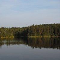 Озеро :: Александр Сапунов