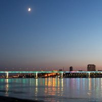 Светит месяц, светит ясный ... и полярная звезда :: Dr. Olver  ( ОлегЪ )