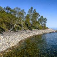 прозрачная вода озера Байкал :: Георгий
