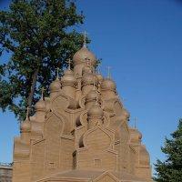 Храм из песка. :: Владимир Орлов