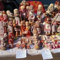 Куклы - обереги :: Татьяна Котельникова