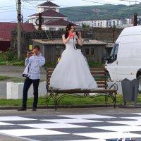 Свадебная фотосессия. :: Николай Тишкин