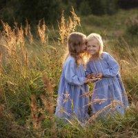 Две сестрички :: Ася Захарова