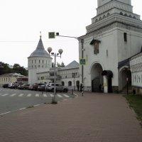 Николо-Угрешский Монастырь мужской. :: Ольга Кривых