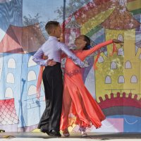 Гармония танца :: Виктор Филиппов