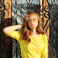 Солнце :: Юлия Долгополова
