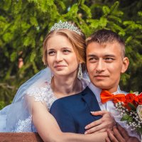 Юлия и Влад :: Елена Григорьева