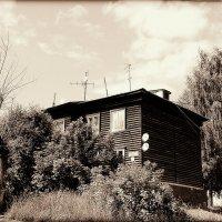 старый дом. :: Любовь
