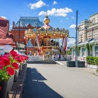 Карусель в Москве :: Юлия Батурина
