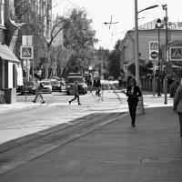 Пешеходы :: Vorona.L