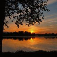 Вечерний пейзаж :: Анна Васильева (Anna-82V)