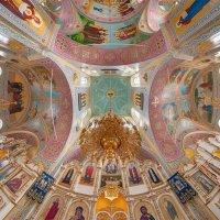 Норья. Мало-Дивеевский Серафимовский женский монастырь :: Вячеслав Бакулев