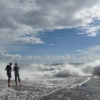 Море волнуется... :: Михаил Мордовин