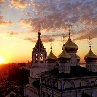 Закат. :: Наталья Сазонова