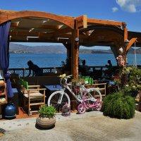 Приморское кафе :: Николай Танаев