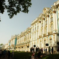Екатерининский дворец. :: sav-al-v Савченко