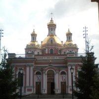 Крестовоздвиженский Казачий собор в сентябре. :: Светлана Калмыкова