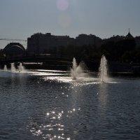 На Москве-реке :: Яша Баранов