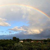 После бури :: Дмитрий Печенкин