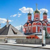 Знаменский собор на Варварке :: Юлия Батурина