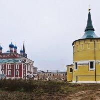 Никольский Радовицкий монастырь :: Евгений Кочуров