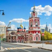 Георгиевская церковь на Варварке :: Юлия Батурина