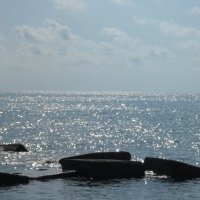 """""""море смеялось"""" Горький. :: Надежда"""