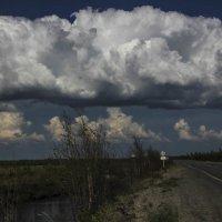 ...небо становится ближе... :: Александр Бритшев