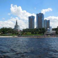 Самара, Волга :: Надежда