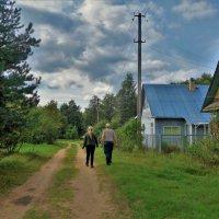 Дорога на Мологу реку... :: Sergey Gordoff