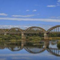 Ж\\Д мост :: Сергей Цветков
