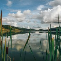 Озеро Усовка :: Константин Батищев