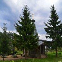 Святая часовня Свято-Троицкий Болдин мужской монастырь :: Aleksandr Ivanov67 Иванов