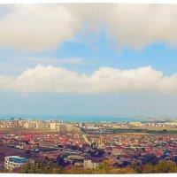 Вид на город-курорт Анапа :: Геннадий Храмцов