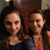 Інна і Наташа :: Танюша