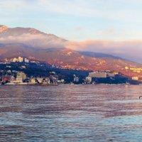 Ялта на закате :: Alex Yalta