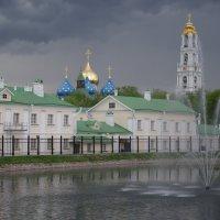 Сергиев Посад... :: Николай Панов