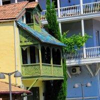 Балкон как произведение исскуства :: Вячеслав Случившийся