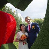 Жених и Невеста :: Evgeniy Akhmatov