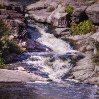 Водопады Букского каньона :: Андрей Нибылица