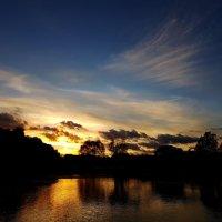 А ангелы рисуют облаками... Воздушные посланья посылают... :: Ольга Русанова (olg-rusanowa2010)