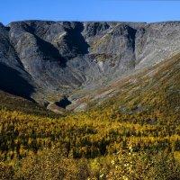Хибинские горы :: Георгий